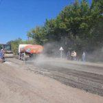 Харьковская область заказала ремонт дороги