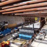 Тоннелепроходческий комплекс метро на Виноградарь выходит на проектную мощность