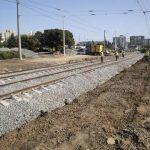До конца года в Киеве отремонтируют две остановки скоростного трамвая