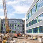 В городах с высокой рождаемостью построят дополнительные школы