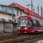 Трамвайную линию к Дарницкому вокзалу модернизируют