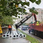 В Киеве установят более 200 новых фонарей