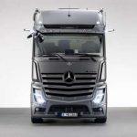Расширилась линейка автомобилей Mercedes-Benz Actros. Фото