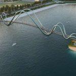 С Оболонской набережной на остров построят мост