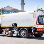 Киев получит новую технику для уборки улиц