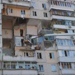 Киев начал готовиться к укреплению пострадавшего от взрыва дома