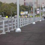 В Киеве обновили два путепровода