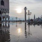 Новые технологии спасут Венецию от затопления