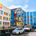 В спальных районах Киева будут строить детские садики