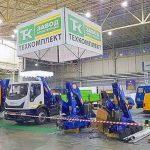 В Киеве начала работу выставка специальной техники «КоммунТех-2020». Фото