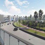 В Краматорске построят больницу с двумя вертолетными площадками