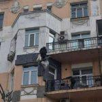 В Киеве начали утеплять памятник истории