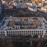 ФГИУ по суду заставляют отремонтировать Гостиный двор