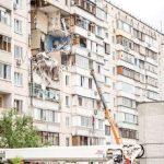 Поврежденный взрывом газа дом снесут за 14 млн. грн.