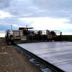 На николаевской бетонной дороге понадобились дополнительные работы