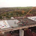 Проезд по балочному мосту в Запорожье откроют до конца года