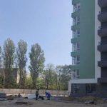 ЖК с двумя построенными домами разрешили строить