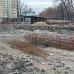 В Киеве обнаружили очередную незаконную стройку