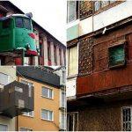 Строительные курьезы: 14 самых диких балконов мира. Фото