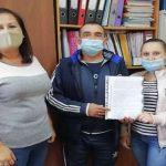 Семья участника АТО получила квартиру в новом ЖК