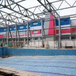 Запорожским пловцам никак не реконструируют бассейн
