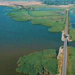 Одесса спасает озера от высыхания
