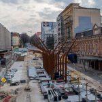 На реконструкцию улицы с фонтаном добавили 35 млн. грн.