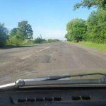Ровенскую дорогу починят дорогим щебнем