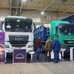 В Киеве представили грузовик MAN нового поколения