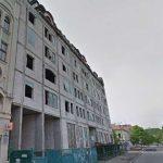 На Подоле не разрешают строить гостиницу