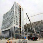 В Киеве откроют пятизвездочную гостиницу