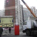 В январе в Киеве появилось более 1200 новых временных сооружений