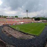 В Кривом Роге реконструируют стадион