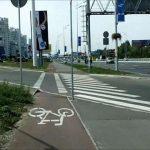 Для велосипедистов построили 25 км дорог