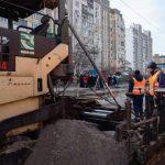 Жители Троещины дождались ремонта улицы