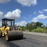 На ремонте днепропетровских дорог задрали цены на стройматериалы