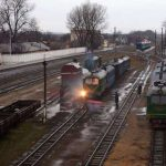 На железные дороги предусмотрели 4 млрд. грн.