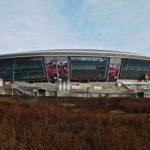 Стадион «Донбасс Арена» превращается в руины. Фото