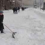 Снег пополнил казну Киева