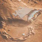 Для Марса уже спроектировали несколько городов