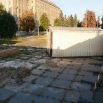 """По застройке сквера возле """"Шулявской"""" проведут экспертизу"""