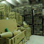 Запрет на ремонт военных складов сняли