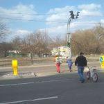 На нескольких перекрестках заработали новые светофоры