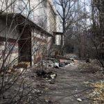 Киев начали убирать после зимы
