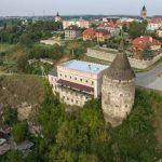 В Каменец-Подольском можно арендовать старинную башню