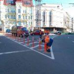 В Киеве провели прямую линию по развитию транспортной инфраструктуры