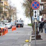 Еще одну улицу избавили от заторов