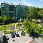 Киев заполучил сквер Небесной сотни