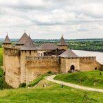 В Хотинской крепости отремонтируют мост для туристов