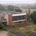 На месте бывшего кинотеатра таки построят офисы с жильем